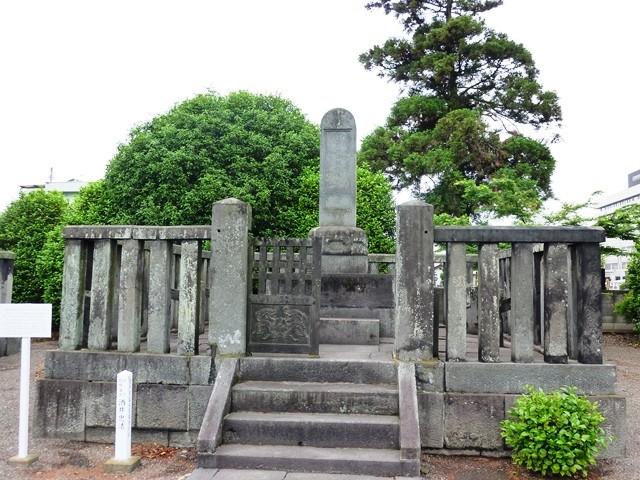 酒井忠清の墓(龍海院)