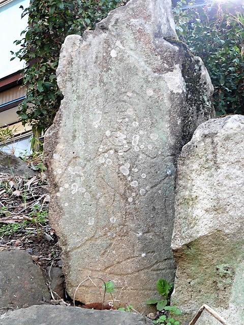 女神像碑(富岡市妙義町)