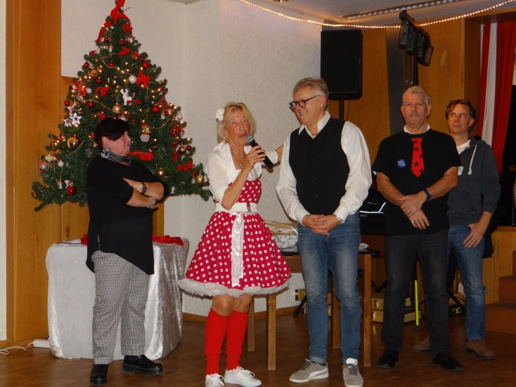 Fanclubtreffen mit Starlighters & Status 2woo am 7.12.19 in Nieder-Roden (siehe auch Galerie)