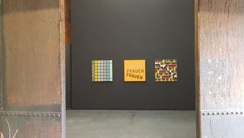 Einblick in  zweiten Ausstellungsraum. Kommen Sie nach Hünfeld und schauen sich alles an...