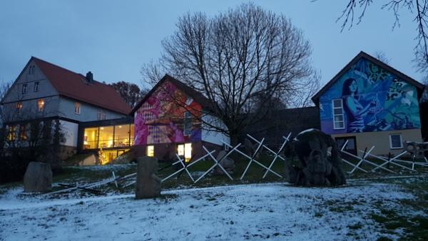 Kunststation Kleinsassen