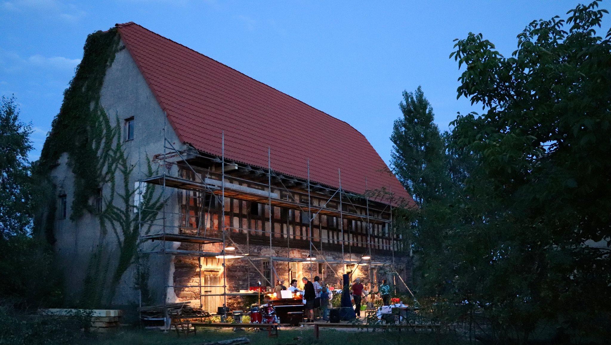 Kulturhof Kleinmecka