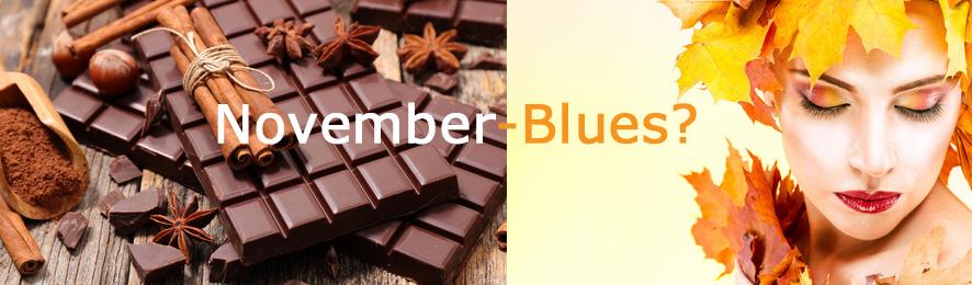 november blues 15 rabatt auf eine aromawickelkur zimt und schokolade beauty spa degen. Black Bedroom Furniture Sets. Home Design Ideas