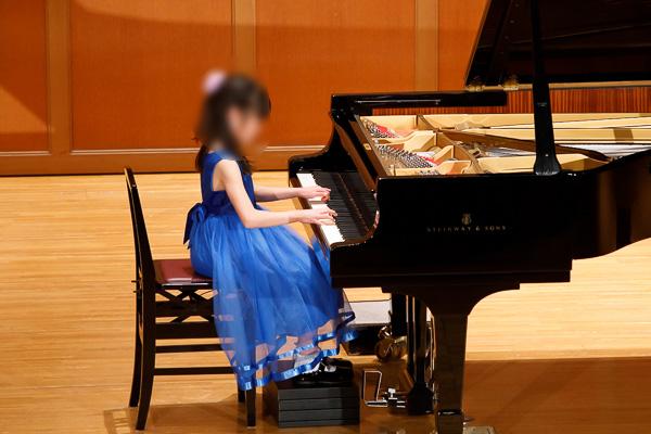 ピアノ発表会 出張写真撮影 カメラマン
