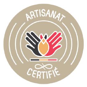 Label artisan belge certifié