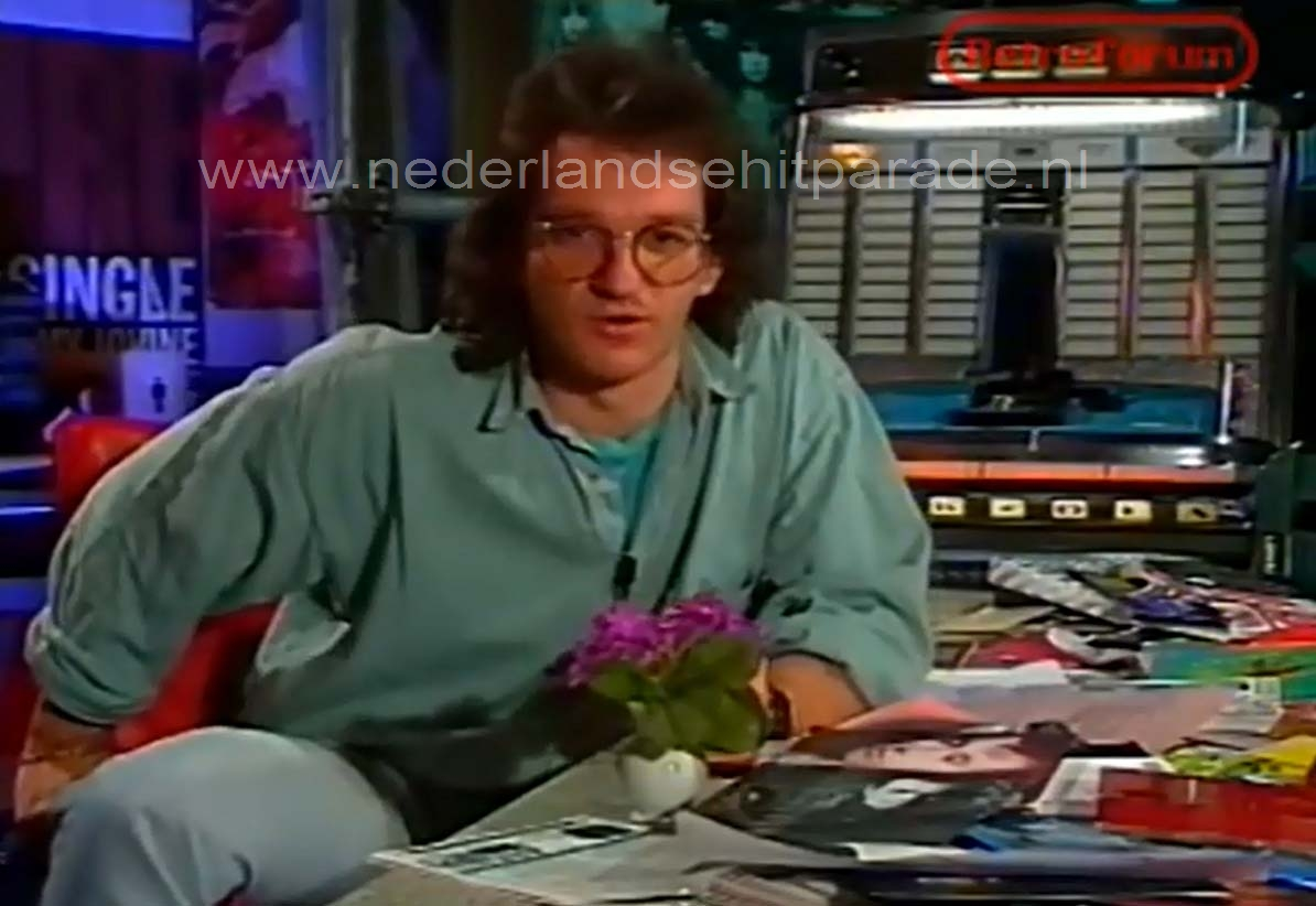 Jeroen van Inkel in de Top 40 op tv (1989)