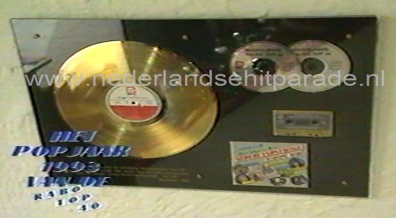 Top 40 jaaroverzicht 1993 RTL 5