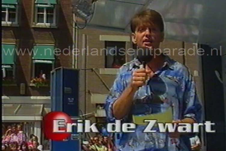 Erik de Zwart Top 40 uit Venlo 30 juli 1992