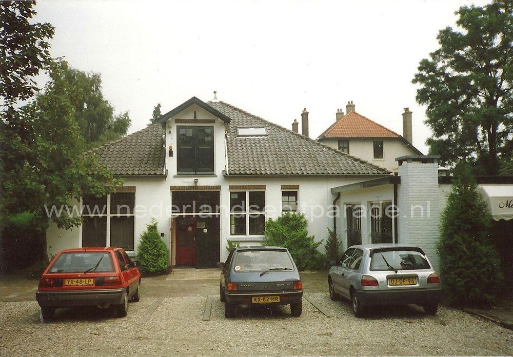 Gebouw Top 40 Hilversum zomer 1992