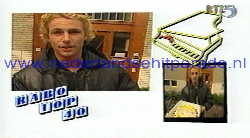 Top 40 jaaroverzicht 1995 RTL 5 met Tim Immers