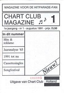 Chartclub magazine 1 990