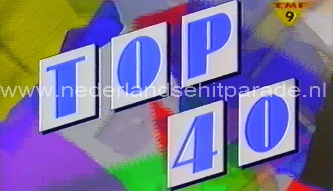 Logo TMF Top 40