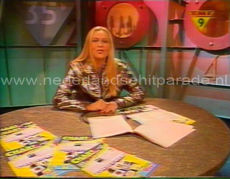Nance met de Top 40 op TMF 3 november 1996