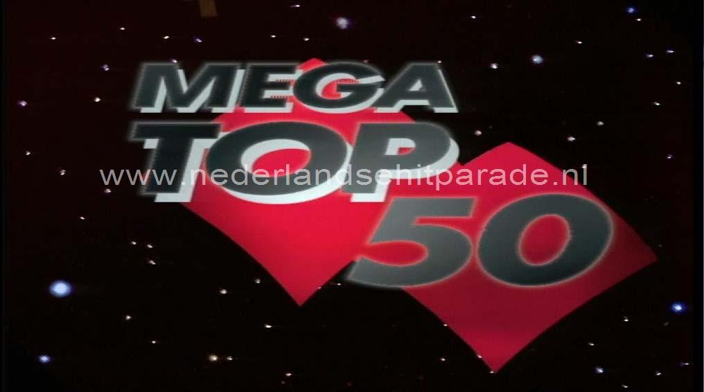 Mega top 50 tv logo