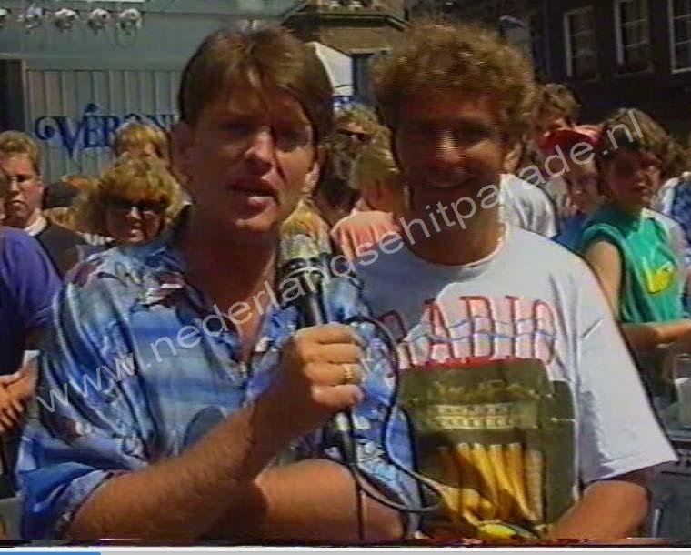 Erik de zwart & Chiel van Praag,Top 40 Venlo 1992