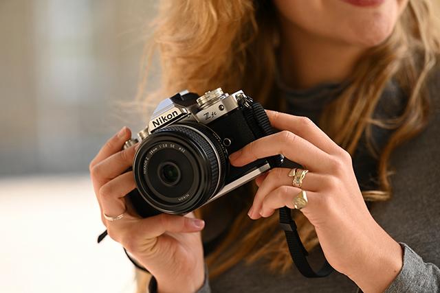 Nikon Z fc - APS-C Sensor mit 20 MP