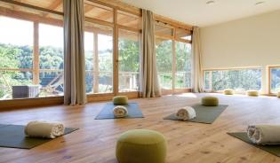 Yoga Meditation einfach lernen Anfänger Ruhe Klarheit Freude Retreat Weingut Tauss