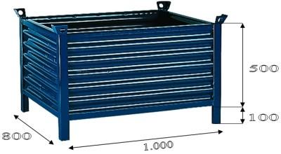 Cestón malla 1000 x 800