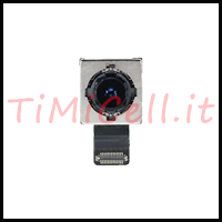 Riparazione fotocamera posteriore iPhone XR
