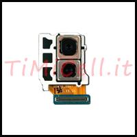 riparazione fotocamera posteriore doppia Samsung S9 Plus