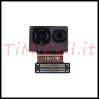 riparazione fotocamera anteriore samsung s9