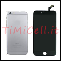 Sostituzione back cover e display iPhone 6s Plus a Bari