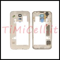 Riparazione telaio posteriore Samsung S5 bari