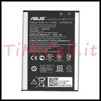 Sostituzione batteria Zenfone 2 Selfie ZD551KL bari
