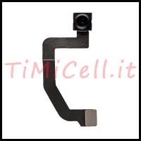 Riparazione fotocamera anteriore iPhone X a Bari