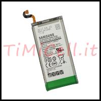 Sostituzione batteria Samsung S8 plus bari