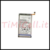Sostituzione batteria Samsung S10 E