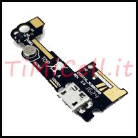 Riparazione connettore di carica  Zenfone 3 Laser ZC551KL bari