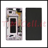 riparazione display completo Samsung Note 9 da Timicell a Bari