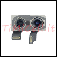 Riparazione fotocamera posteriore iPhone Xs da Timicell a Bari
