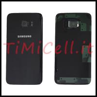 riparazione vetro posteriore Samsung S7 edge bari