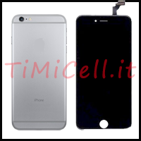 Riparazione display e sostituzione back cover iPhone 6 Plus a bari