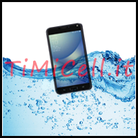 riparazione zenfone 4 selfie pro zd552kl caduto in acqua bari