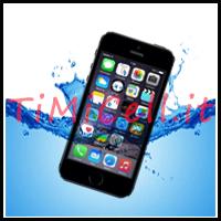 Riparazione iPhone 5 caduto in acqua a bari