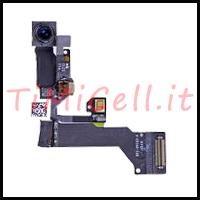 Riparazione sensore di prossimità e fotocamera anteriore iPhone 6S a Bari