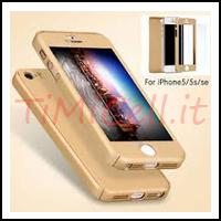 Cover blindata iPhone 5