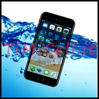 Riparazione iPhone 7 caduto in acqua