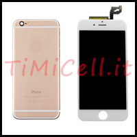 Riparazione display e back cover iPhone 6s a Bari