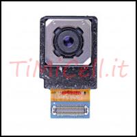 Riparazione Fotocamera Posteriore Samsung S7 EDGE bari