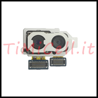 Riparazione Sostituzione Fotocamera Posteriore Samsung A40