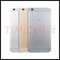 Riparazione back cover posteriore iPhone 6s a Bari