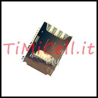 Riparazione connettore sim Zenfone 2 Selfie ZD551KL bari