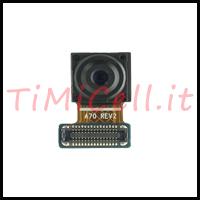 Riparazione fotocamera anteriore Samsung A70