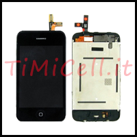 Riparazione display iPhone 3GS
