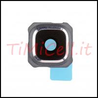 Riparazione Sostituzione Vetro Fotocamera Posteriore Samsung S6 EDGE PLUS bari