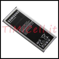 sostituzione batteria Samsung Note 4  bari